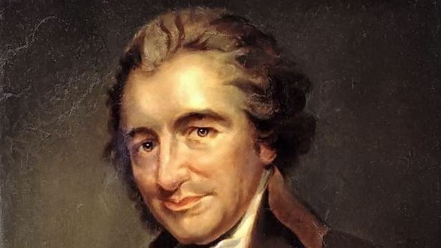 common sense by thomas paine. Thomas Paine