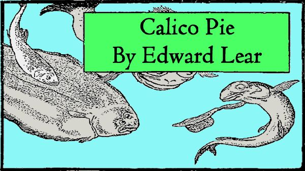 Title card for Calico Pie