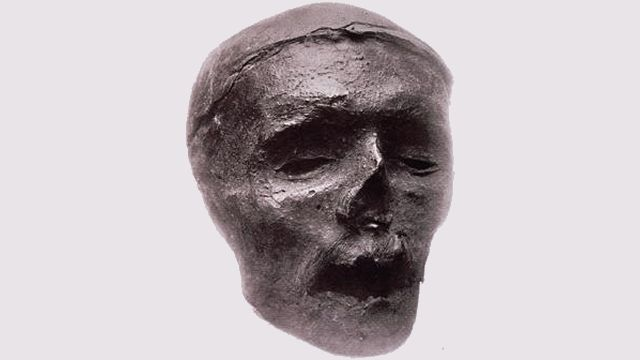 Oliver Cromwell's Head