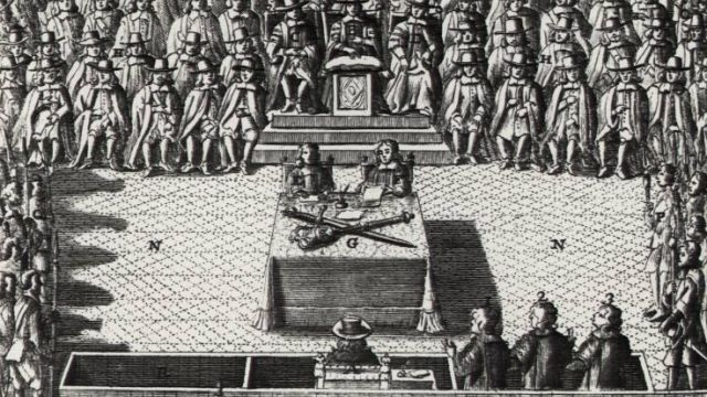 Charles I's Trial
