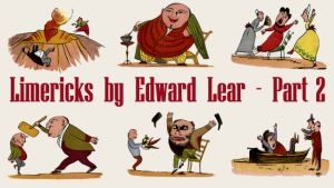 Small Title Card For Edward Lear Limericks - Part 2