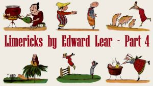 Small Title Card For Edward Lear Limericks - Part 4