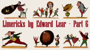 Small Title Card For Edward Lear Limericks - Part 6