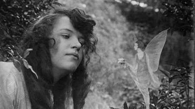 Elsie Wright With The Cottingley Fairies