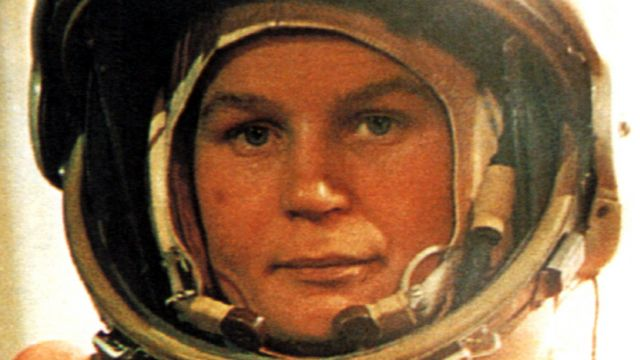 Valentina Tereshkova The First Woman In Space