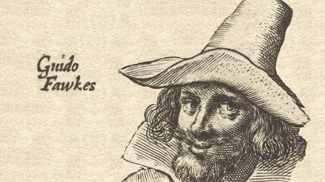 Guy Fawkes Also Known As Guido Fawkes
