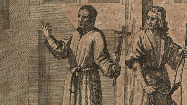 Henry Garnet, A Jesuit Priest