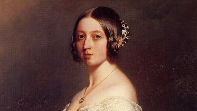 Queen Victoria When Young