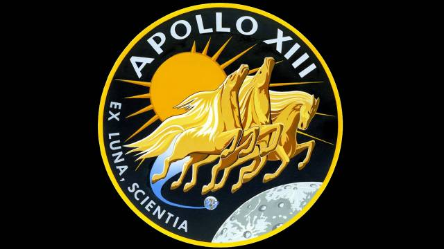 Mission Patch For Apollo 13