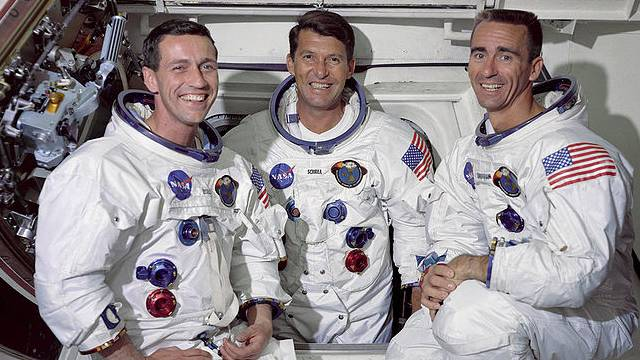 The Crew Of Apollo 1
