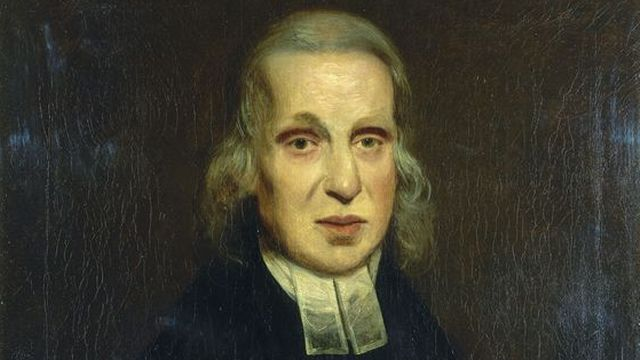 Nelson's Father The Reverend Edmund Nelson