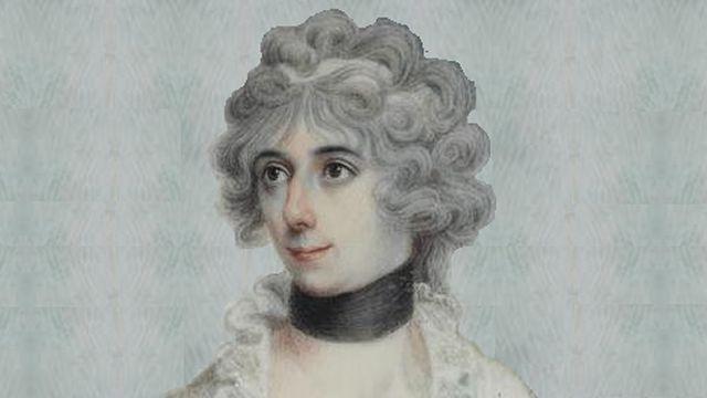 Nelson's Daughter Horatia