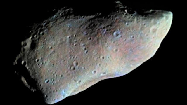 An Ancient Asteroid