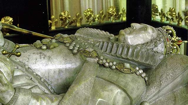 The Tomb Of Elizabeth I