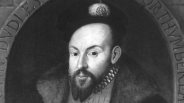 Portrait Of John Dudley, 1st Duke of Northumberland
