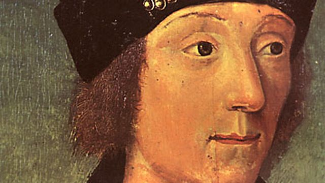 Portrait Of Henry VII