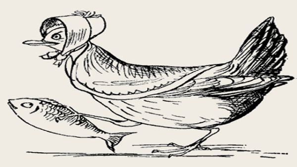The Hasty Higgeldipiggledy Hen